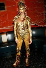 heidi klum halloween costume history business insider