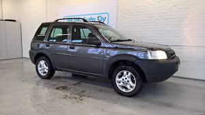 land rover freelander 2 5 v6 e a 4x4 2002 used vehicle nettiauto