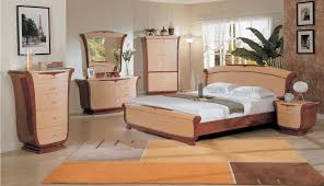 Bedroom Furniture Toronto by Contemporary Bedroom Sets With White Ceramic Floor And Wood Bed