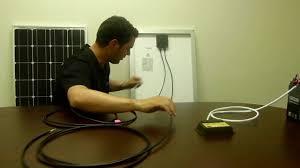 renogy 100 watt starter kit solar panel installation guide
