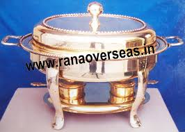 chafing dishes u2013 copper chaffing dishes u2013 buffet u2013 rana overseas