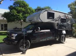 Ford F250 Truck Camper - in the spotlight the 2016 lance 650 overland adventure rig