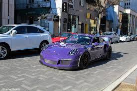 porsche purple ultraviolet porsche 911 gt3 rs oc 5184x3456 carporn