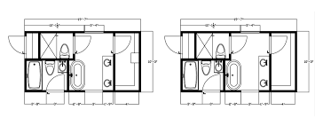 Bathroom Walk In Closet Floor Plan Contemporary Master Bathroom - Master bathroom design plans