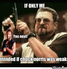 Chuck Meme - dont mess chuck norris by dafzruntukdya meme center