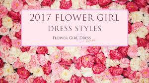 Flower Girls Dresses For Less - flower dresses 2017 by flower dress for less youtube