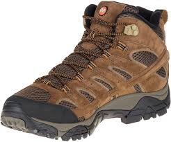 merrell womens boots size 12 merrell s moab 2 mid waterproof hiking boots merrell