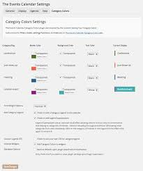 the events calendar category colors u2014 wordpress plugins