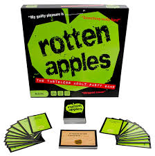 amazon com rotten apples board game toys u0026 games