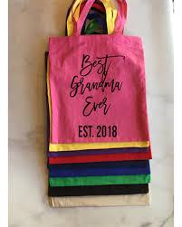 Meme Grandmother Gifts - spectacular deal on best grandma ever tote bag color selection