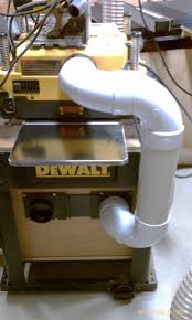 dewalt table saw dust collection planer jointer table saw dust collection ridgid plumbing