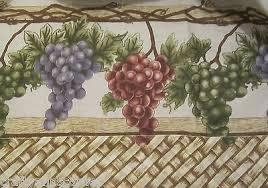Kitchen Curtains Swags by Grape Vineyard Grapes Tuscany 36l Tiers Swag Kitchen Curtains Set