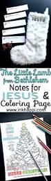 lamb bethlehem ideas printables christ