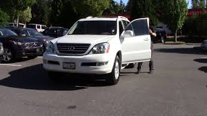 lexus gx towing capacity 2007 lexus gx470 review in 3 minutes you u0027ll be an expert on the