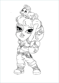 monster high coloring pages baby abbey bominable abbey bominable monster high coloring page rkomitet org