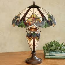 stained glass table lamps stylish all about home design 7