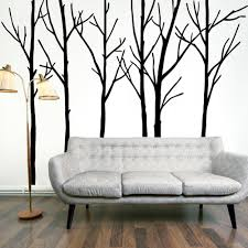 Wall Stickers Trees Tree Wall Stickers Universalcouncil Info