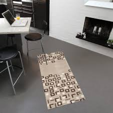 tapis de cuisine sur mesure tapis de cuisine lavable en machine par arte espina