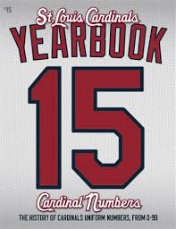 st yearbook st louis cardinals 2015 yearbook