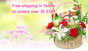 Flower Delivery Free Shipping Flowers Ee Flowers Shop In Tallinn Flower Delivery Send
