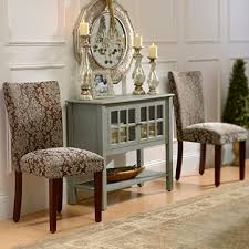 Dining Chairs In Living Room Gold Damask Parsons Chair Parsons Chairs Damasks And Living Rooms