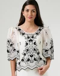kimona dress mybarong women s kimona blouse 100196