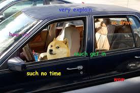 Doge Car Meme - doges car doge wiki fandom powered by wikia