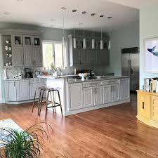 how to make cabinets appear taller how to decorate above kitchen cabinets 20 ideas
