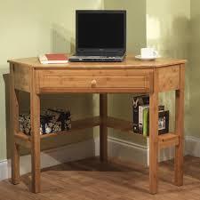 tables millsbury one drawer corner writing desk classic style