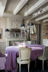 Best Table For One Images On Pinterest Purple Dining Rooms - Purple dining room