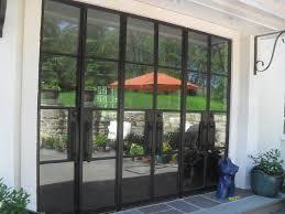 Contemporary Patio Doors Portella Exterior Steel Door Modern Patio Newark By