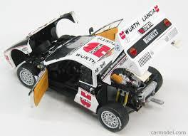 Echelle Wurth by Kyosho 08302j Echelle 1 18 Lancia 037 N 1 Wurth Winner Rally