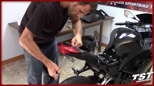 ninja 300 integrated tail light how to install 2013 2017 kawasaki ninja 300 integrated taillight