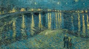 Starry Night Nuit Etoilee Very - behind the real life locations of some of the world u0027s most famous