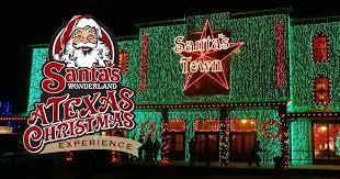 christmas lights in college station texas santa s wonderland texas and santa