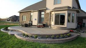 Cement Patio Designs Patio Design Installation In Macomb Township Mi Biondo Cement
