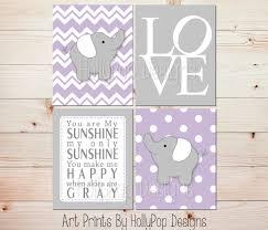 Kids Room Prints by Girls Room Decor You Are My Sunshine Kids Room Wall Art Purple