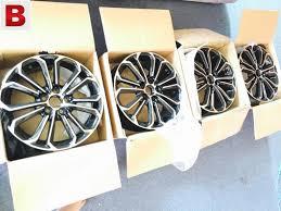 toyota corolla 15 inch rims toyota corolla 2015 alloy rims original brand size 16 5inch