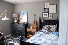 home design teen boys room paint accent colordeas decorating