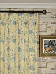 Embroidered Linen Curtains 46 Best Fantastic Curtains Images On Pinterest Silk Curtains