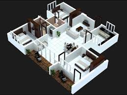 3 bedroom house designs 3 bedroom apartment house plans