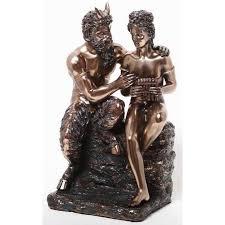 greek gods statues pan and daphne greek myth statue greek gods statues
