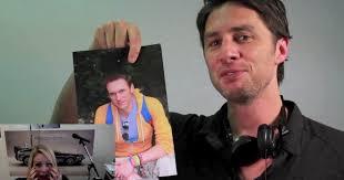 Zach Braff Meme - it s the best video proposal ever featuring scrubs star zach