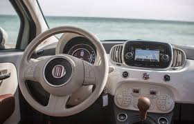 fiat 500 edition spec car review 2017 fiat 500 1957 edition driving