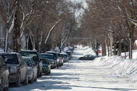 heavy snow brings minneapolis parking restrictions for remainder