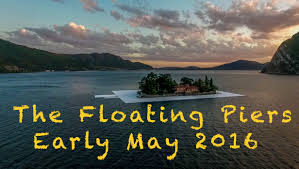 Floating Piers by Making Of