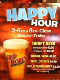 happy hour drink menu yelp