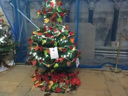 beverley minster christmas tree festival which me am i today