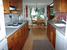 eat in kitchen design ideas sit and eat galley kitchen kitchen ideas galley