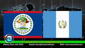 Belize Flag Acp Resolution Supports Belize U0027s Territorial Integrity Patrick E